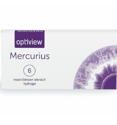 optiview mercurius maandlens